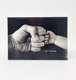 Design Design Father fist Bump