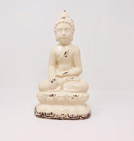 World Buyers LG Ceramic Buddha