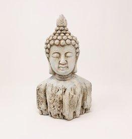 Vagabond Vintage Cement Buddha