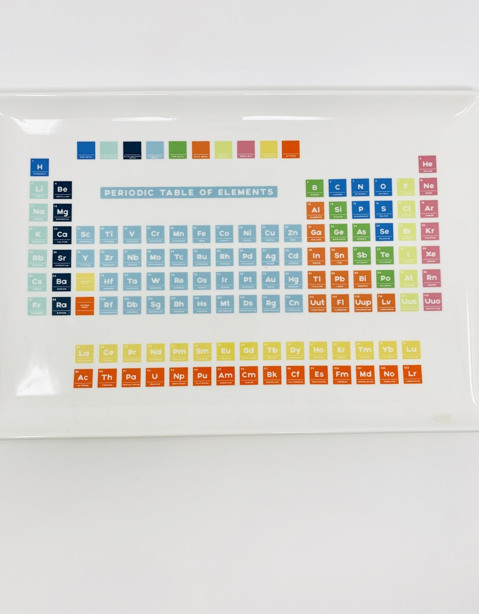 Cubic Periodic Table Tray