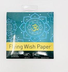 Flying Wishpaper OM wish Kit