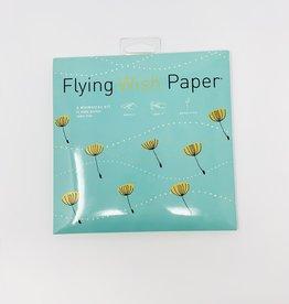 Flying Wishpaper Puffs LG Wish Kit