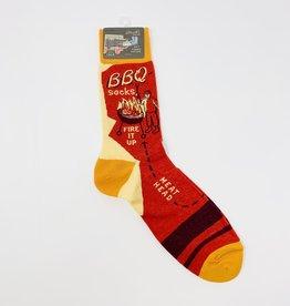Blue Q. BBQ M-Socks