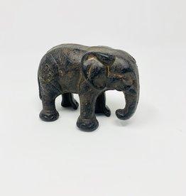 Vagabond Vintage Cast Iron Elephant