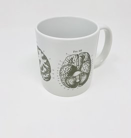 Cognitive Surplus Brain Ceramic Mug