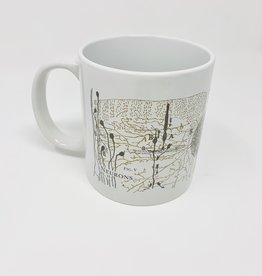 Cognitive Surplus Neurons Ceramic Mug
