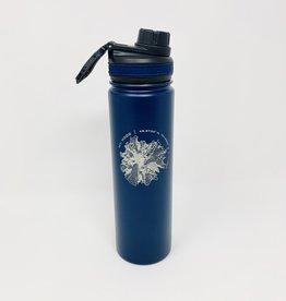 Tempercraft Mt. Hood Topography Water bottle