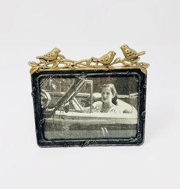 Vagabond Vintage Gold Leaf Bird Frames- Horizontal