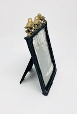 Vagabond Vintage Gold leaf Bird Frames- Vertical