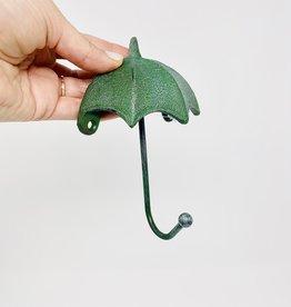 NACH Green Umbrella Wall Hook
