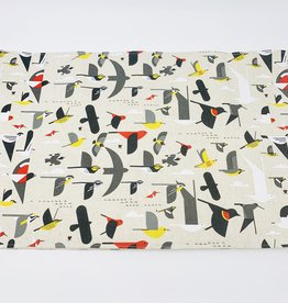 Fishs Eddy Charley Harper Migration Table Runner