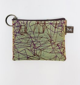 Maruca Bags Coin Purse graphic lines
