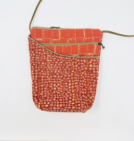 Maruca Bags City Girl Purse Salmon Squares