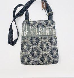 Maruca Bags Pocket Bag Purse Black Circles