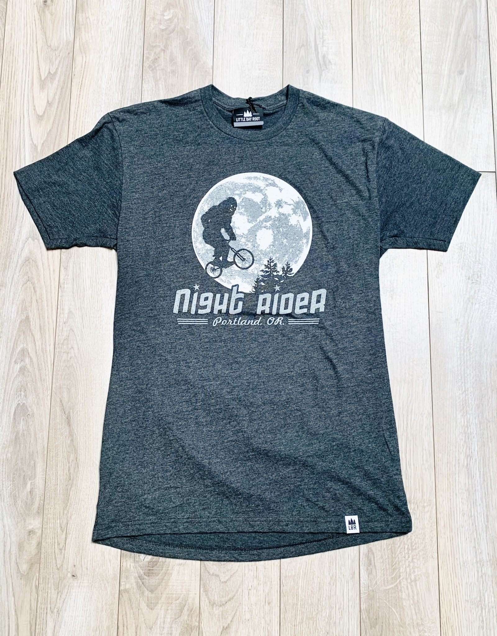 Little Bay Root Night Rider T-Shirt