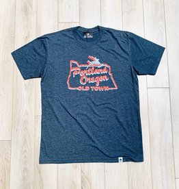 Little Bay Root Portland Stag T-Shirt