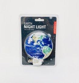 Kikerland Earth night light