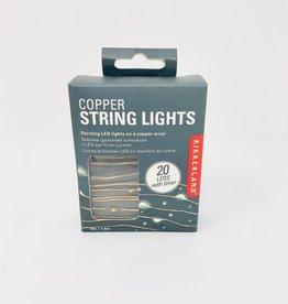 Kikerland Copper string light