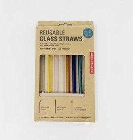 Kikerland Glass Straws