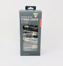 Kikerland Edison Bulb String Lights