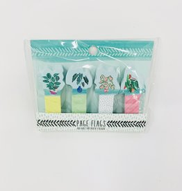 Gift Wrap Co. Potted page flags