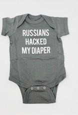 Wry Baby Hacked Diaper Onsie