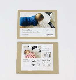 Gotamago Tummy Time Accordion Cards
