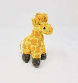 Creative Co-Op Giraffe Animal Rattles