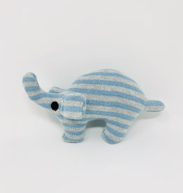 Creative Co-Op Elephant Animal Rattles
