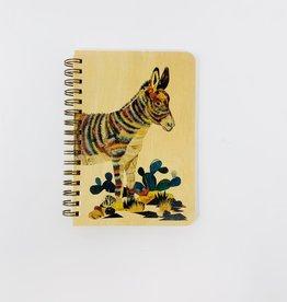 Night Owl Paper Goods donkey spiral Journal