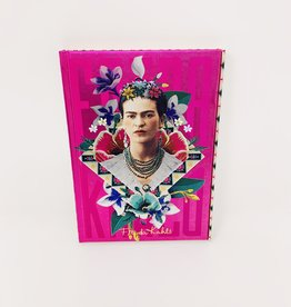 Barker & Taylor Publisher Frida Kahlo Pink Journal