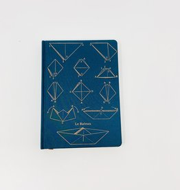 Design Works Inc. Teal Le Bateau Journal