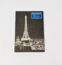 Studio Oh Eiffel Tower Sketchbook