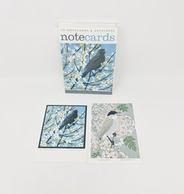 Nelson Line Birds in trees-Boxed