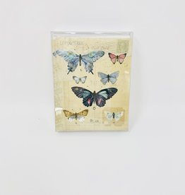 Vintage Butterflies Boxed