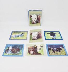 Lily Pond Studio Cattle Series - Boxed