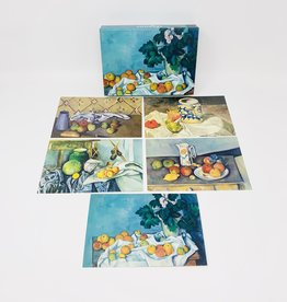 Teneues Stationary Cezanne Still Lifes- Boxed