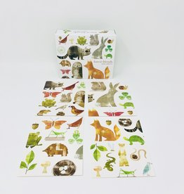 Teneues Stationary Forest Friends - Boxed
