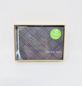 Design Design Winchester plaid Boxed