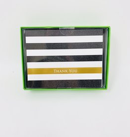 Design Design Black Stripes boxed