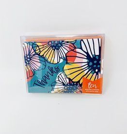 Gift Wrap Co. Bauhaus Blooms TY - Boxed
