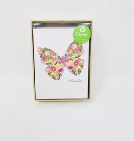 Design Design Full of Joy Butterfly - Boxed