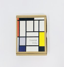 Teneues Stationary Piet Mondrian TY - Boxed
