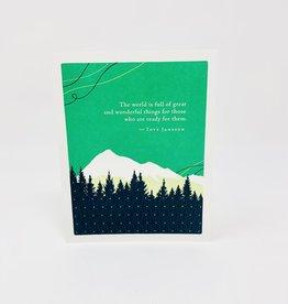 Compendium Mountain Scenery