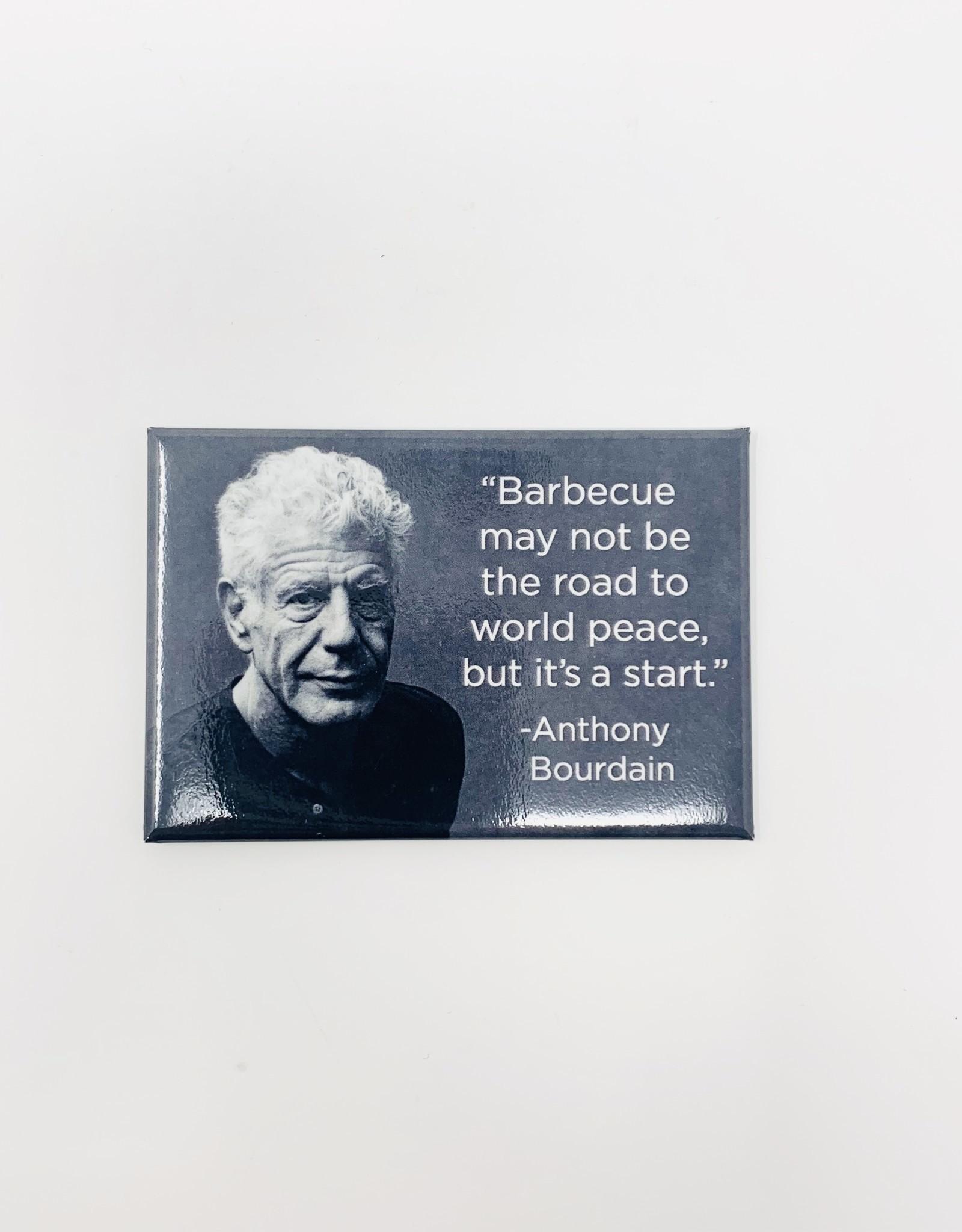 Ephemera Anthony Bourdain magnet