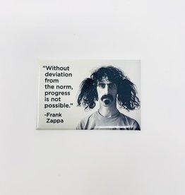 Ephemera Frank Zappa magnet