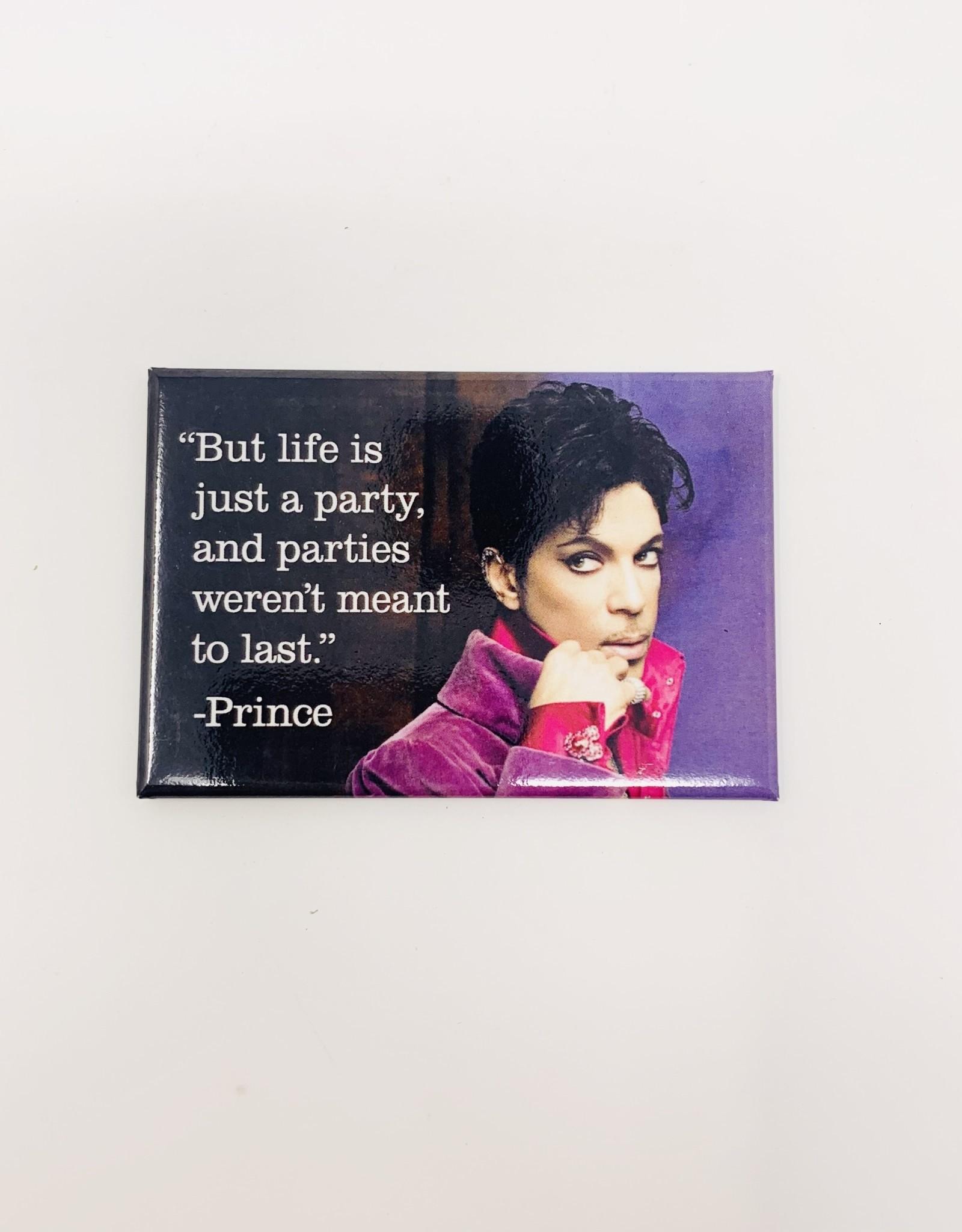 Ephemera Prince magnet