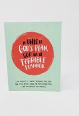 Emily McDowell Gods Plan