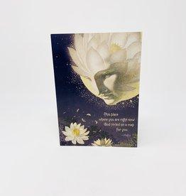 Amber Lotus Lotus Moon