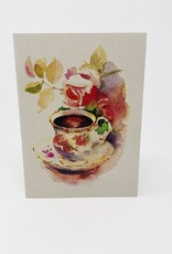 Collage Tea and Roses